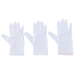ASPURE Dustproof Gloves Woolly Nylon