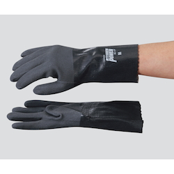 Oil Resistant Gloves (Oil Resistant Nitrile Power® Long)