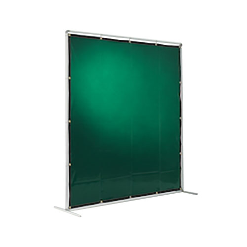Partitioning Screen for Welding Light Shielding (Aluminum)