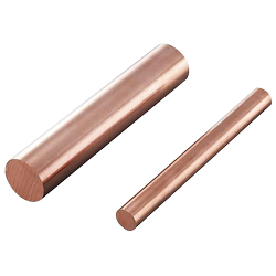 Tough pitch copper bar