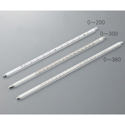 Mercury Thermometer -5 - +105℃