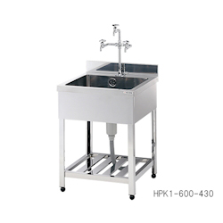 Sink 600 x 600 x 800 (Stainless Steel (SUS304))