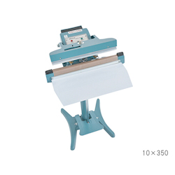 Foot Operated Sealing Machine Seal Size: 10 x 350mm