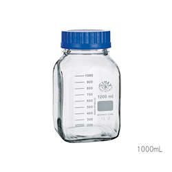 Wide-Mouth Medium Bottle Transparent 5000mL