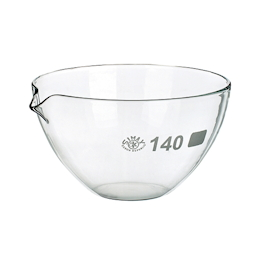 Evaporation Dish Flat Bottom 10mL