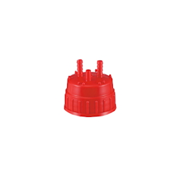 Waste Liquid Suction System (M-VAC Jr.) Bottle Cap (With Connector)