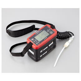 Portable Gas Monitor GX-8000 TYPE-D 3 Components Measurable with Calibration Certificate