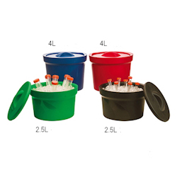 Ice Bucket Magic Touch 2(TM) Capacity 4L Red