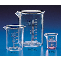 PMP Beaker with Scale 1000mL