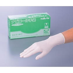 Navi Roll Glove with Powder Economy L