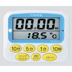 Timer (With Thermometer) TM-25LS