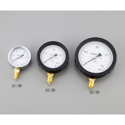 General-Purpose Pressure Indicator A-Type φ60 G1/4B1.0