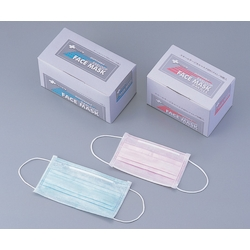 Surgical Mask Blue Middle Plate