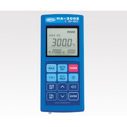 PortableThermometer Full Function K Type with Resolution Switching, Calibration, Alarm, Analog Output Function (1mv/℃)