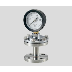 Diaphragm Pressure Indicator MZF-1A 75 x 1.0 Stainless Steel
