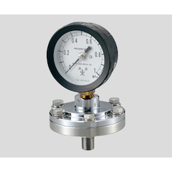 Diaphragm Pressure Indicator MZS-1A 75 x 0.4 Stainless Steel