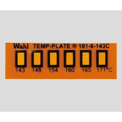 Temperature Plate 6 Points Display 101-6V-076 for Within Vacuum Equipment