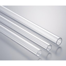 Thick Quartz Tube A (Length 1,000 mm) φ14.5