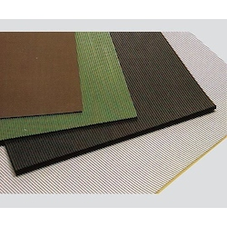Anti-Static Rubber Plate, Flat Cloth-Brown-6 1 m x 6 mm