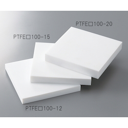 PTFE Plate Thick Plate Type 500x500x12 mm