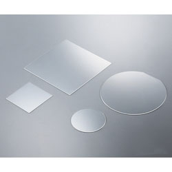 Dummy Glass Substrate Alkali-Free Glass φ100mm 50 Sheets