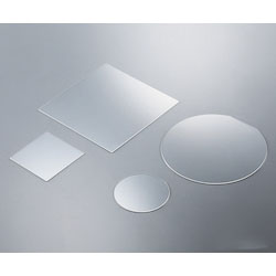 Dummy Glass Substrate Alkali-Free Glass φ150mm 50 Sheets