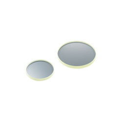 Lead Glass (LX-57B) Round Type φ100mm x 9mm