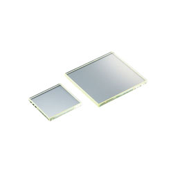 Lead Glass (LX-57B) Square Type 100 x 100 x 9mm