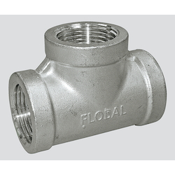 Stainless Steel Fittings (Tee) VT-02 (Connection Standard 1/4Rc)