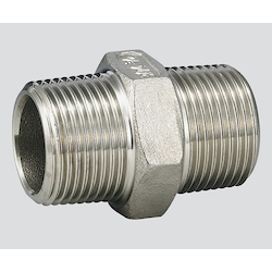 Stainless Steel Fittings (Haxagonal Nipple) V6N-02 (Connection Standard 1/4R)