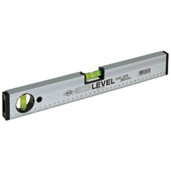 Box-type Aluminum level