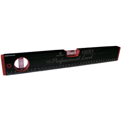 Box-type Aluminum level (red x black)
