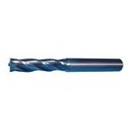 SAC2 Solid Long 2-Blade A Cut End Mill MA