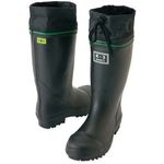 Safety Rubber Boots, with Step-Out Resistance Plate K-3