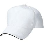 AZ-66303 Cotton line cap (for male/female)