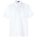 Short-sleeved Button Down Polo Shirt (unisex)