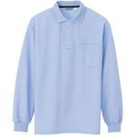 AZ-CL1001 Men's Long-Sleeve Polo Shirt