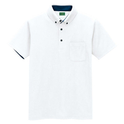 AZ-50006 Antistatic Short-Sleeve Polo Shirt (Unisex)