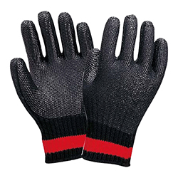 Rubberized Gloves Kurobee