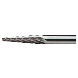 Ultra-Hard Rotary Bar Type U A Series Spiral Cut (S)
