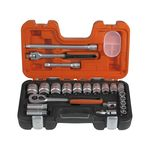 Socket Set 1/2 Inch