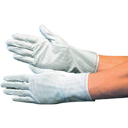 Anti-Static Gloves PU Processing (Long Type - 10 Pairs Included)