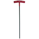 Total Length 355 mm T-Handle Hex Key Single Piece Sold Separately (mm Sizes)