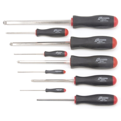 Ballpoint Series (Plated Finish) Set (Standard mm)
