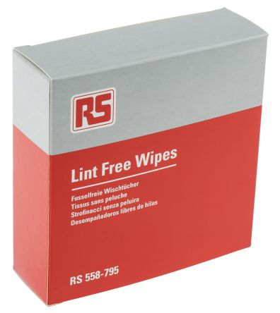 Lint-Free Wipers