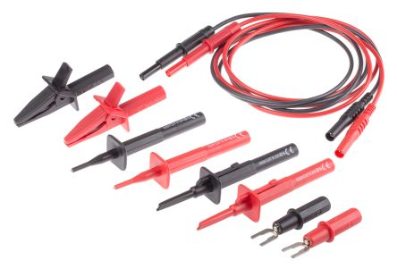 Insulated Test Lead Set