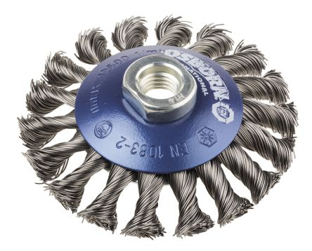 Bevel Brush Twisted Wire