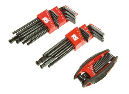 33 Piece Hex Key Set