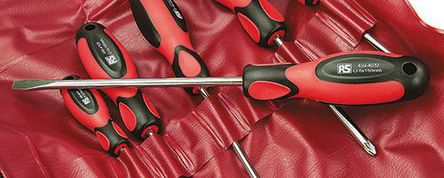 6 Piece Engineer Screwdriver Set