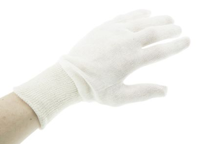 Standard White Cotton Gloves/Undergloves/Value Packs